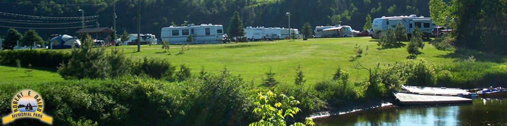 Photo of Baird's Campground in Perth Andover, NB